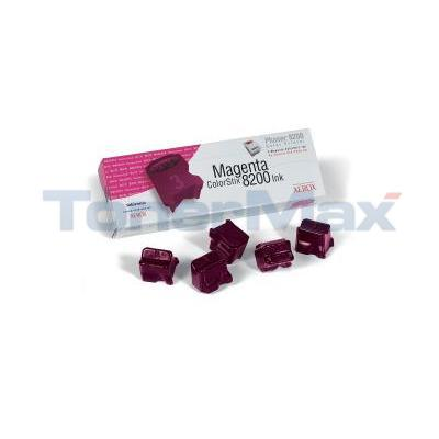 TEKTRONIX PHASER 8200 COLORSTIX INK MAGENTA